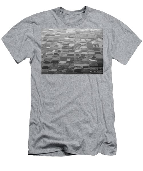 Farming In The Sky Men's T-Shirt (Athletic Fit)