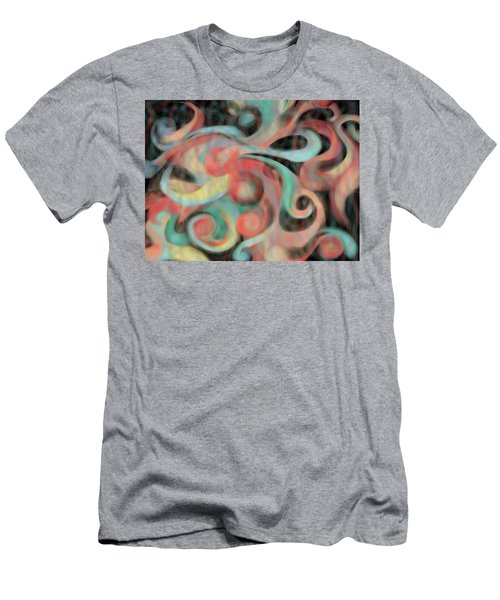 Fascination  Men's T-Shirt (Slim Fit) by Christine Fournier