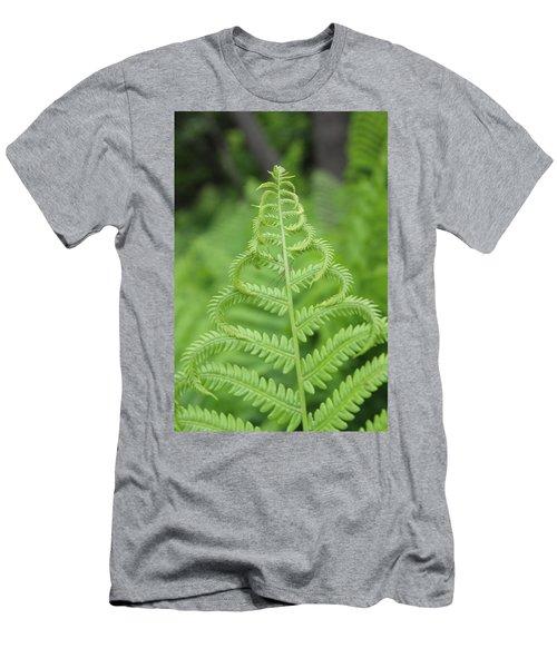 Fern Men's T-Shirt (Slim Fit) by Tiffany Erdman