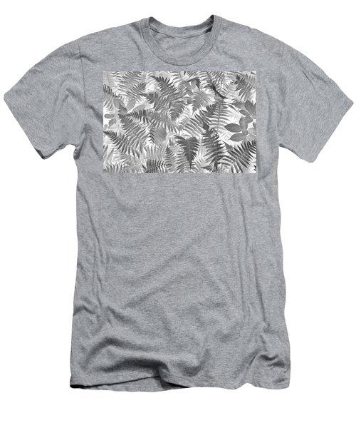 Fiddlehead Ferns Men's T-Shirt (Athletic Fit)