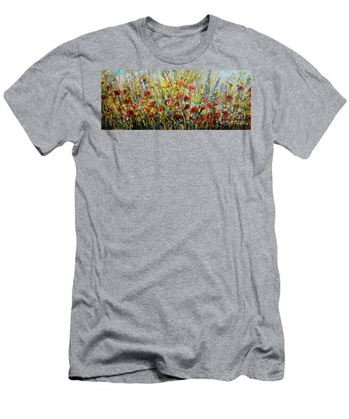 Fields Of Dreams Men's T-Shirt (Athletic Fit)