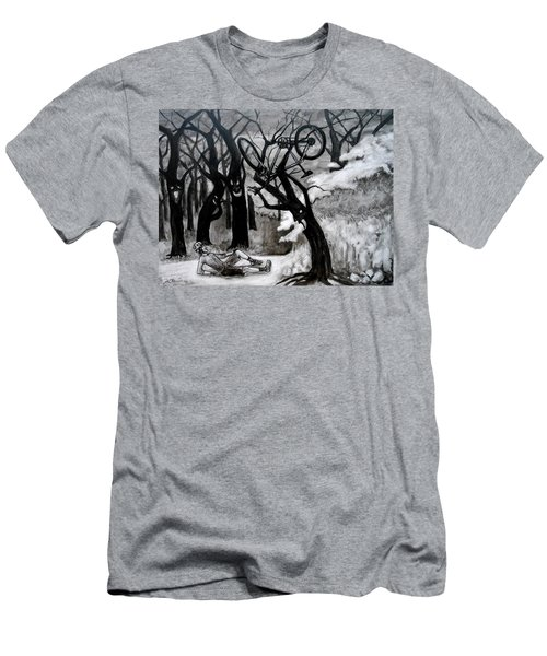 Finally Got You One Carl Men's T-Shirt (Athletic Fit)