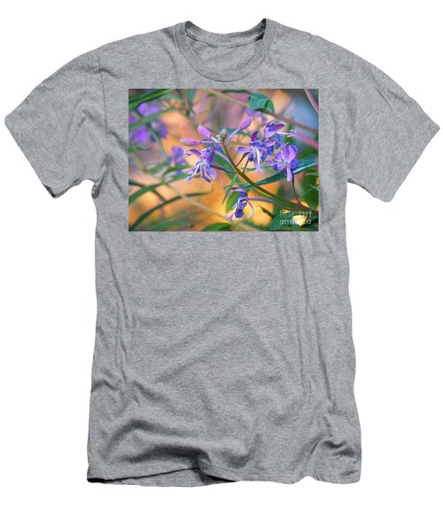 Fireweed Number Three Men's T-Shirt (Slim Fit) by Brian Boyle