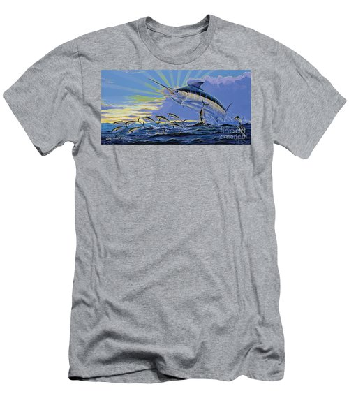 First Light Off00101 Men's T-Shirt (Athletic Fit)