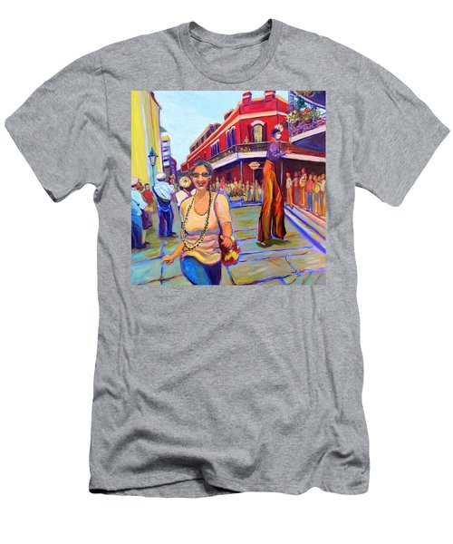 First Trip To New Orleans Men's T-Shirt (Athletic Fit)