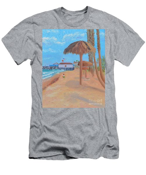 Fisherman's Resturant Men's T-Shirt (Athletic Fit)