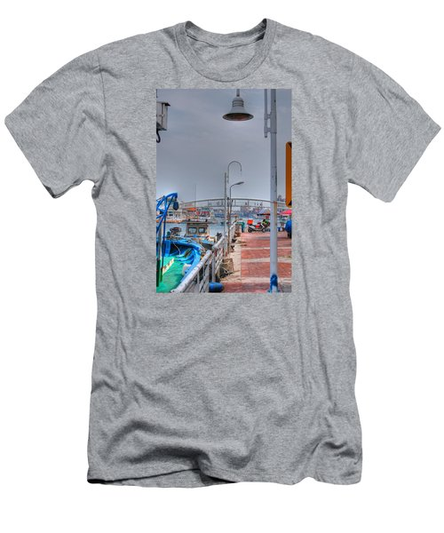 Fisherman's Wharf Taiwan Men's T-Shirt (Athletic Fit)