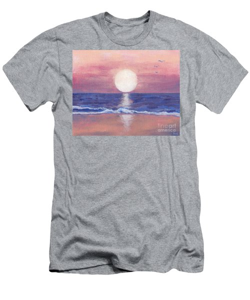 Flagler Beach Dream Men's T-Shirt (Athletic Fit)
