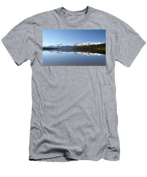 Flat Water Men's T-Shirt (Athletic Fit)