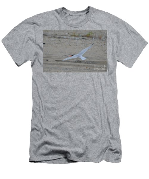 Men's T-Shirt (Slim Fit) featuring the photograph Flight by James Petersen