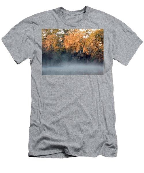 Flint River 14 Men's T-Shirt (Athletic Fit)
