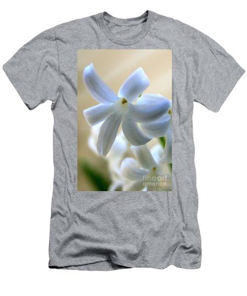 Floral Peace No.2 Men's T-Shirt (Athletic Fit)