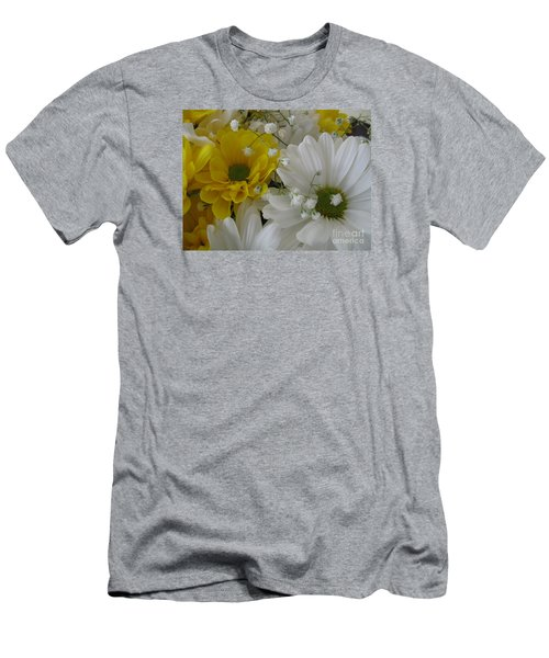 Flower Mix Men's T-Shirt (Athletic Fit)