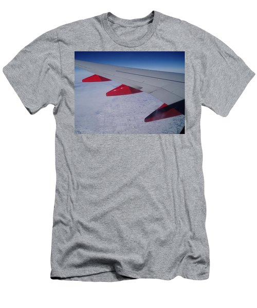 Fly Away With Me Men's T-Shirt (Athletic Fit)