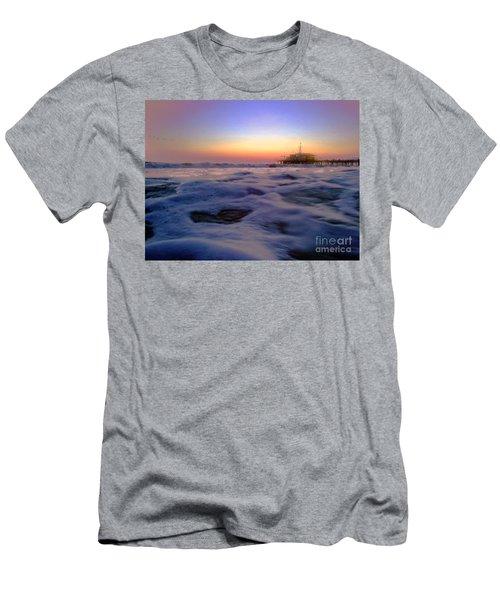 Foamy Sea Men's T-Shirt (Athletic Fit)
