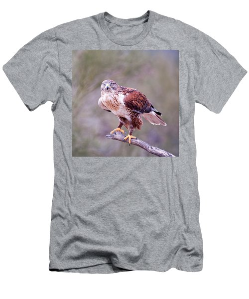 Men's T-Shirt (Slim Fit) featuring the photograph Focus by Dan McManus