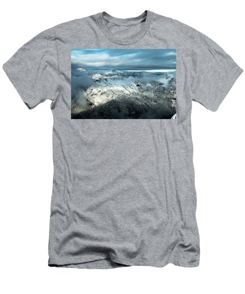 Foggy Ridge Men's T-Shirt (Athletic Fit)