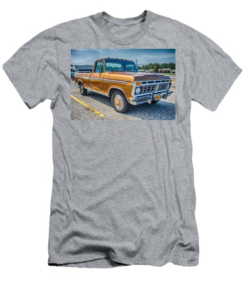 Ford F-100 7p00531h Men's T-Shirt (Athletic Fit)