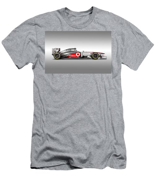 Formula 1 Mclaren Mp4-28 2013 Men's T-Shirt (Athletic Fit)