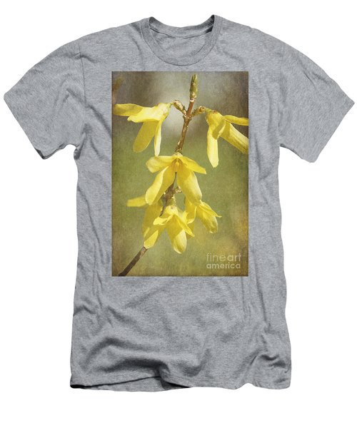 Forsythia Men's T-Shirt (Athletic Fit)