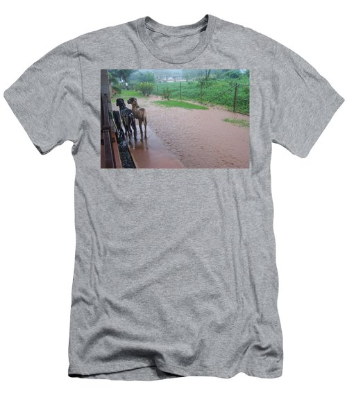 Forty Days Men's T-Shirt (Athletic Fit)