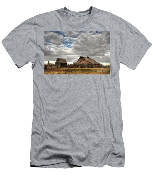 Found On The Prairies Men's T-Shirt (Athletic Fit)