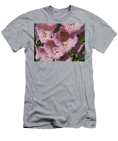 Men's T-Shirt (Slim Fit) featuring the photograph Speckled by Cheryl Hoyle