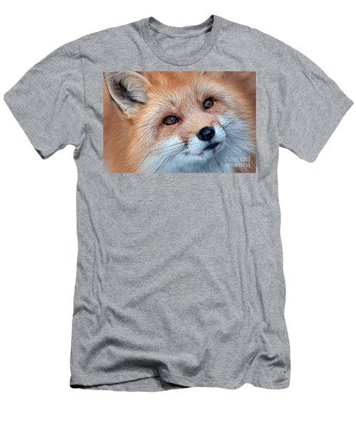 Foxy Lady Men's T-Shirt (Athletic Fit)