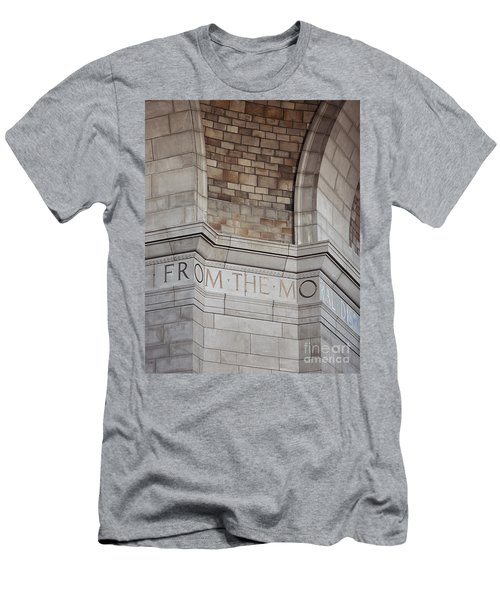 From The Moral... Men's T-Shirt (Athletic Fit)