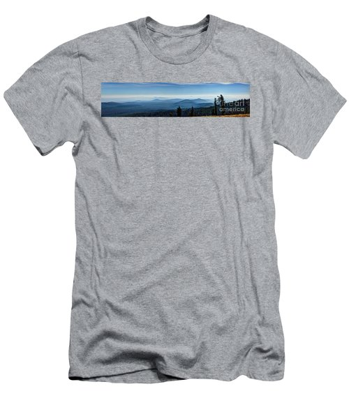 From The Rim Men's T-Shirt (Athletic Fit)