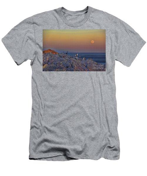 Full Moon Gathering Of Capricorn Men's T-Shirt (Athletic Fit)