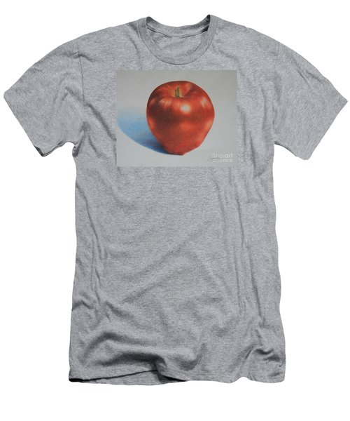 Men's T-Shirt (Slim Fit) featuring the painting Gala by Pamela Clements