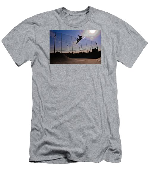 Men's T-Shirt (Slim Fit) featuring the photograph Gap by Joel Loftus