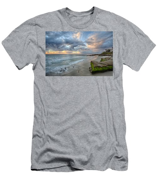 Gentle Sunset Men's T-Shirt (Athletic Fit)