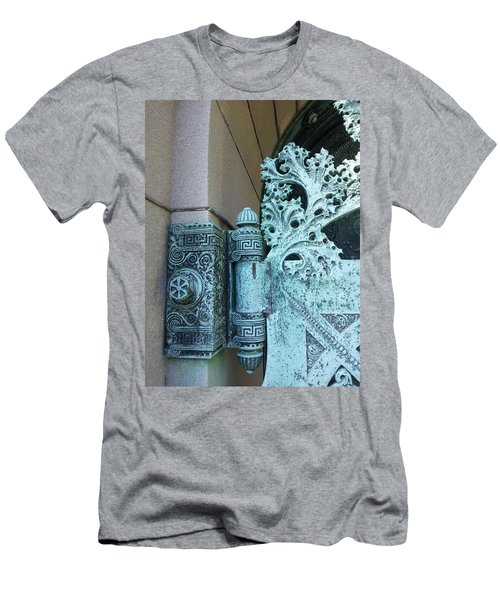 Getty Tomb Detail Men's T-Shirt (Athletic Fit)