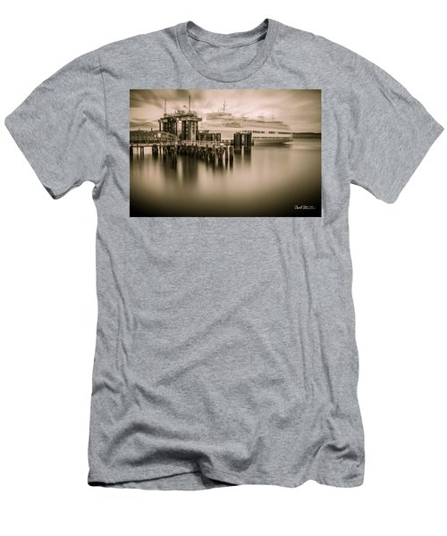 Ghost Ferry Men's T-Shirt (Athletic Fit)