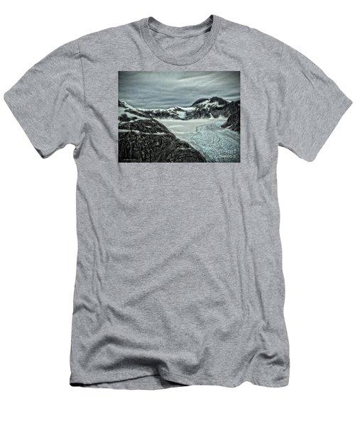 Glacier Men's T-Shirt (Athletic Fit)