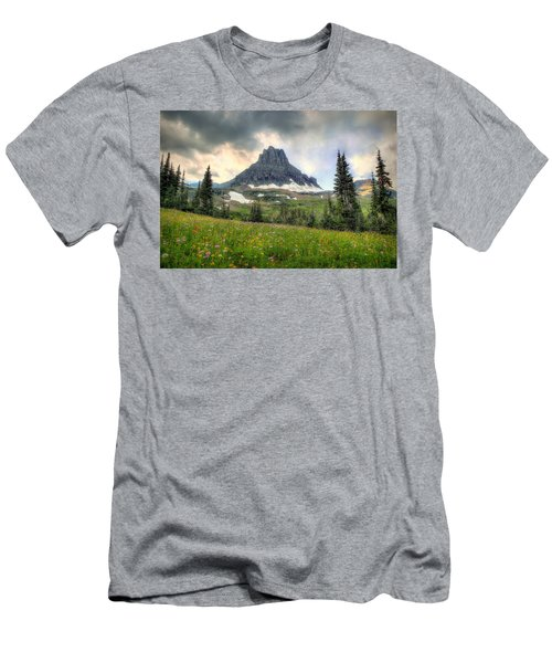 Glacier Meadows Men's T-Shirt (Athletic Fit)
