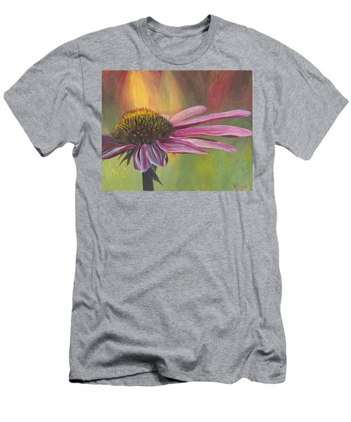 'glory In Bloom' Men's T-Shirt (Athletic Fit)
