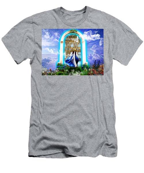 Glory Portal  Men's T-Shirt (Athletic Fit)