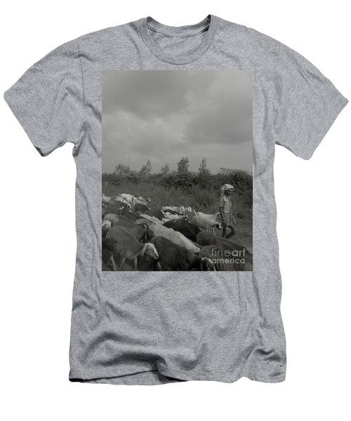 Goatherd's Delight Men's T-Shirt (Athletic Fit)