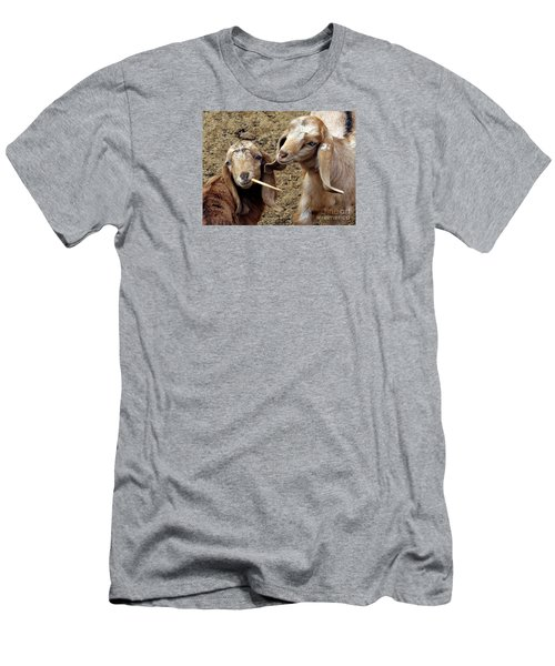 Goats #2 Men's T-Shirt (Athletic Fit)