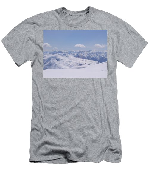 Gods Country Men's T-Shirt (Slim Fit) by Brian Williamson