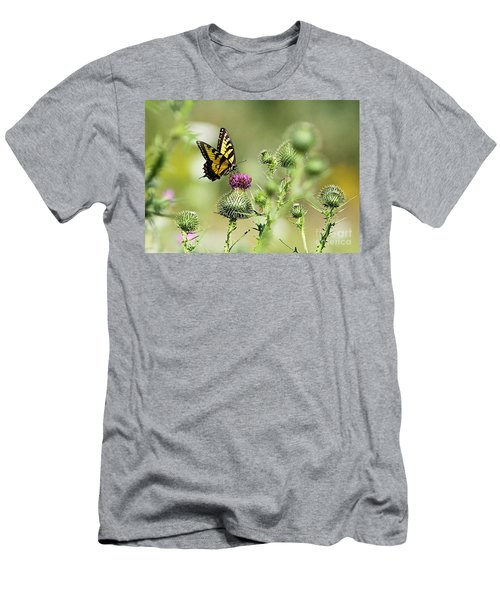 Men's T-Shirt (Slim Fit) featuring the photograph Gods Creation-19 by Robert Pearson
