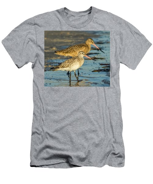 Godwits Men's T-Shirt (Athletic Fit)