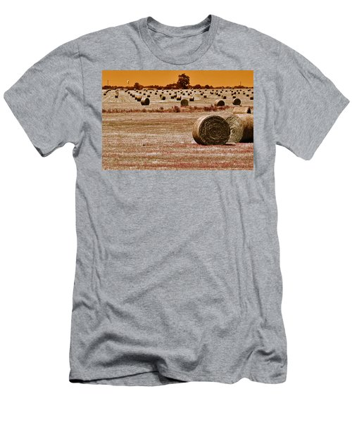 Golden Country Men's T-Shirt (Athletic Fit)