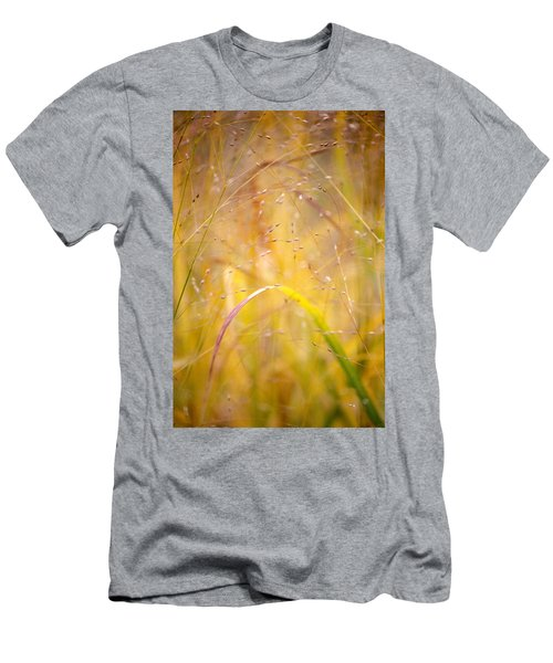 Golden Grass Men's T-Shirt (Athletic Fit)