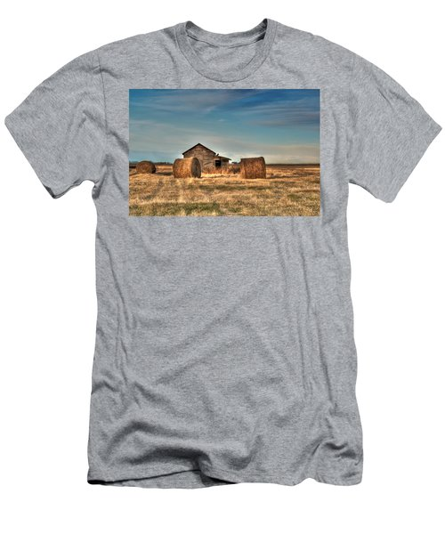 Golden Hay Men's T-Shirt (Athletic Fit)