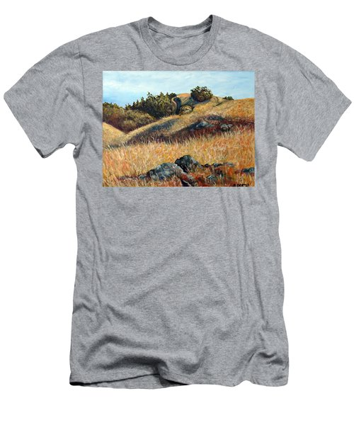 Golden Hills Men's T-Shirt (Athletic Fit)