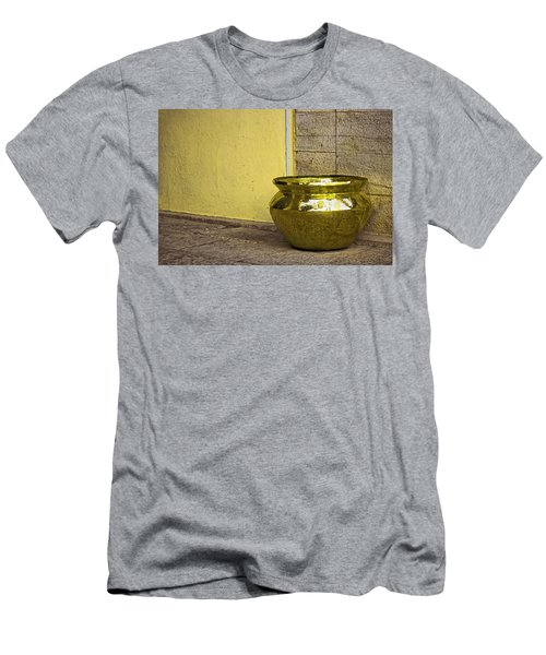 Golden Pot Men's T-Shirt (Athletic Fit)